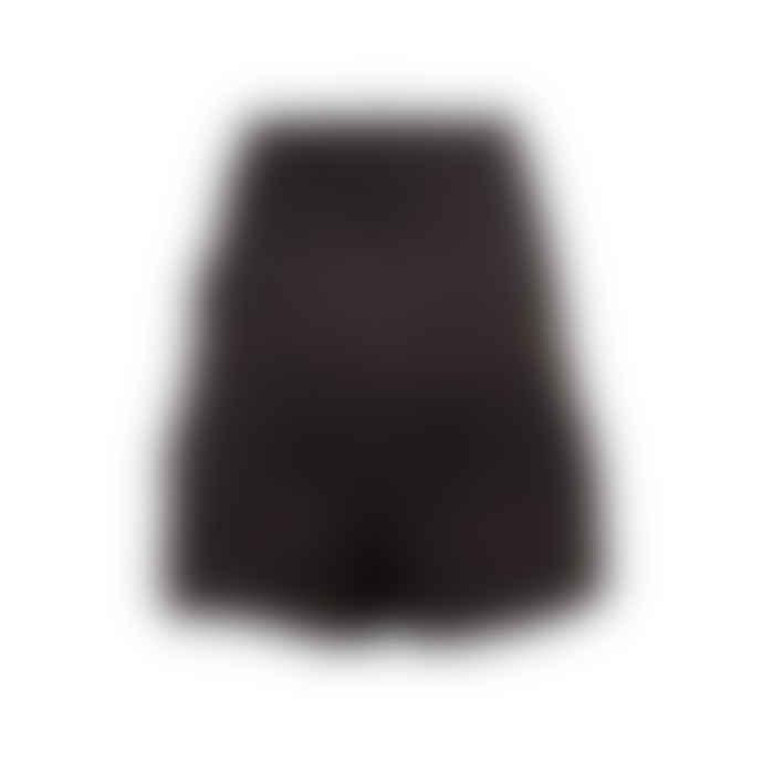 POP Copenhagen Silk & Cupro Paperbag Shorts