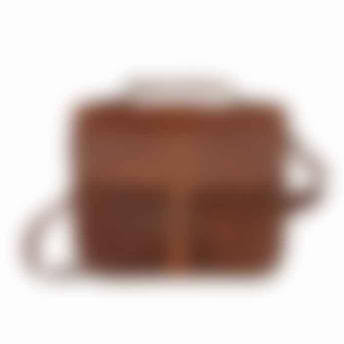 Vida Vida Mini Leather Day Bag