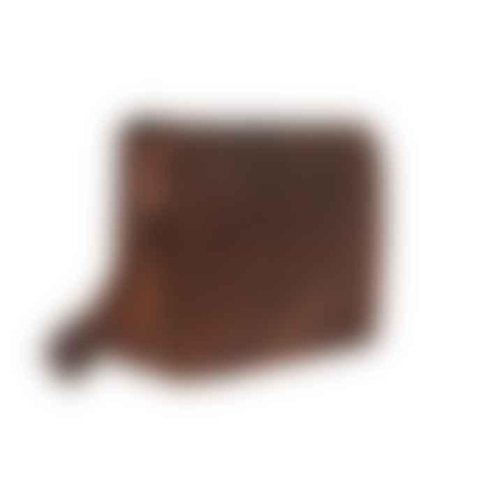 Vida Vida Medium Leather Messenger Bag