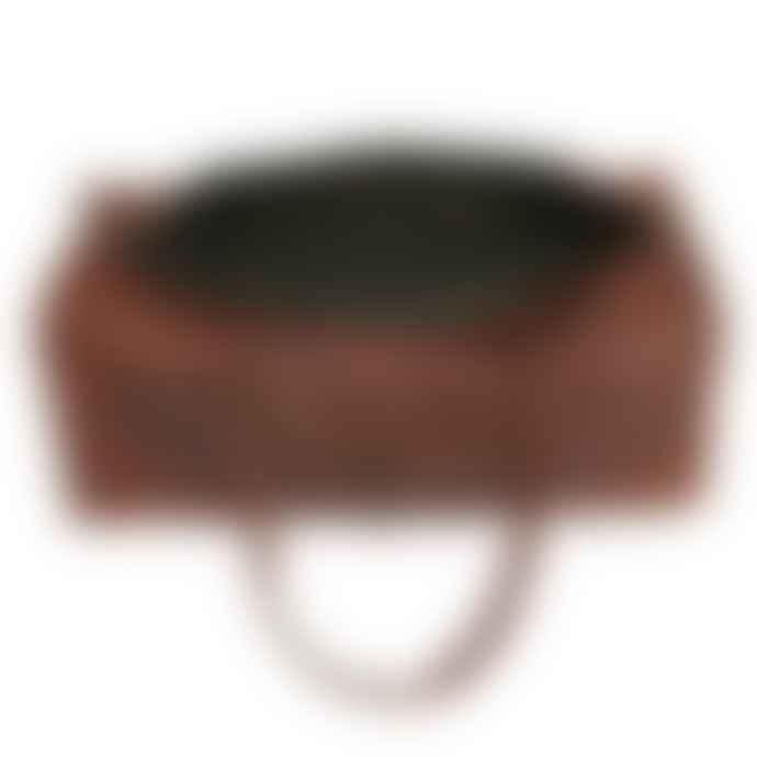 Vida Vida 16-Inch Leather Duffel Bag