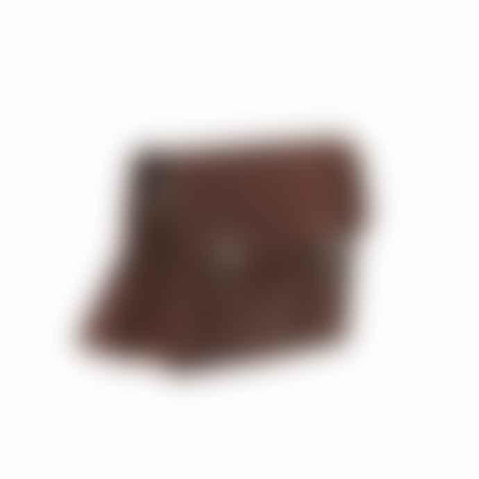 Vida Vida Mini Leather Satchel
