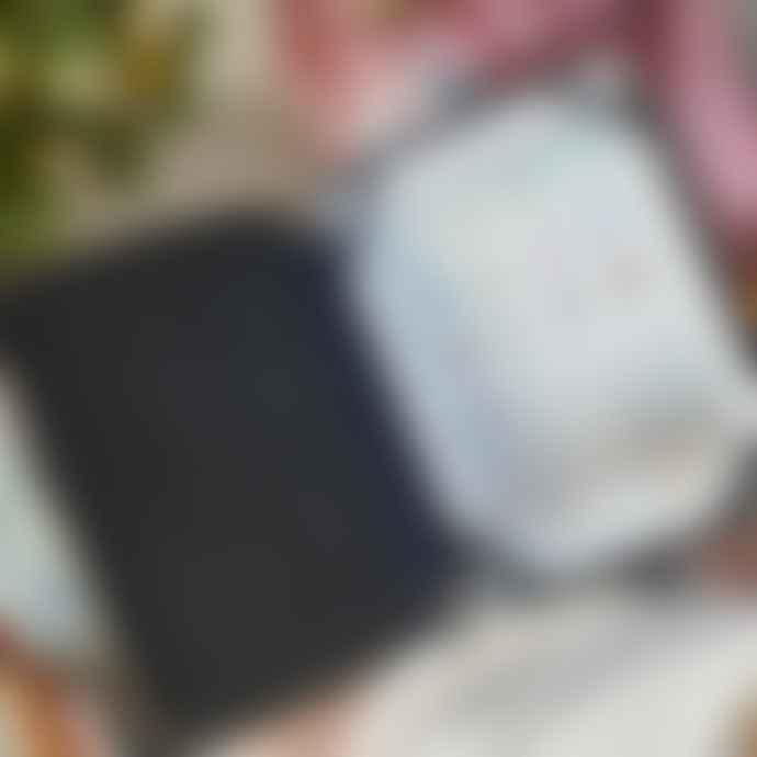 Vida Vida Leather Luxe iPad Case Organiser