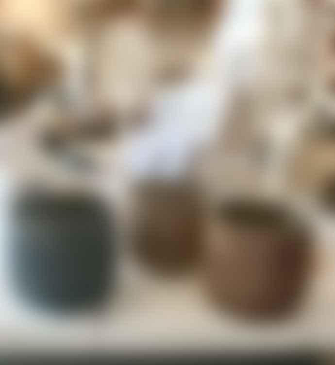 Set 3 Beaded Tea Light Holders