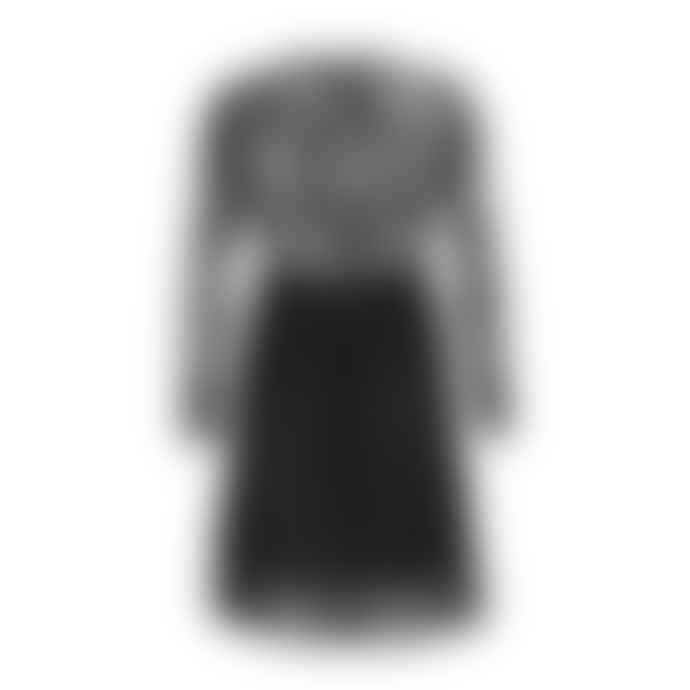 POP Copenhagen Black Gypsy Lace Dress