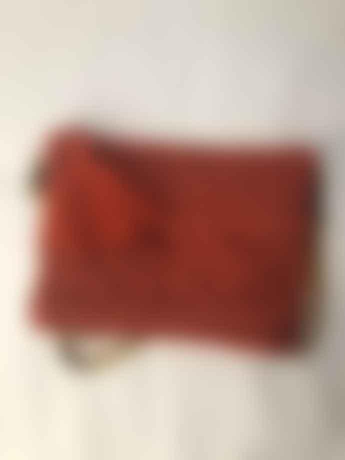 Yerse Red Almudena 30 Handbag