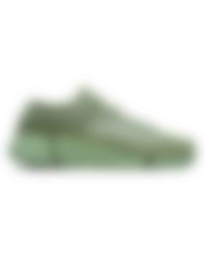 Clarks Originals Cactus Green Womens Trigenic Evo Shoes