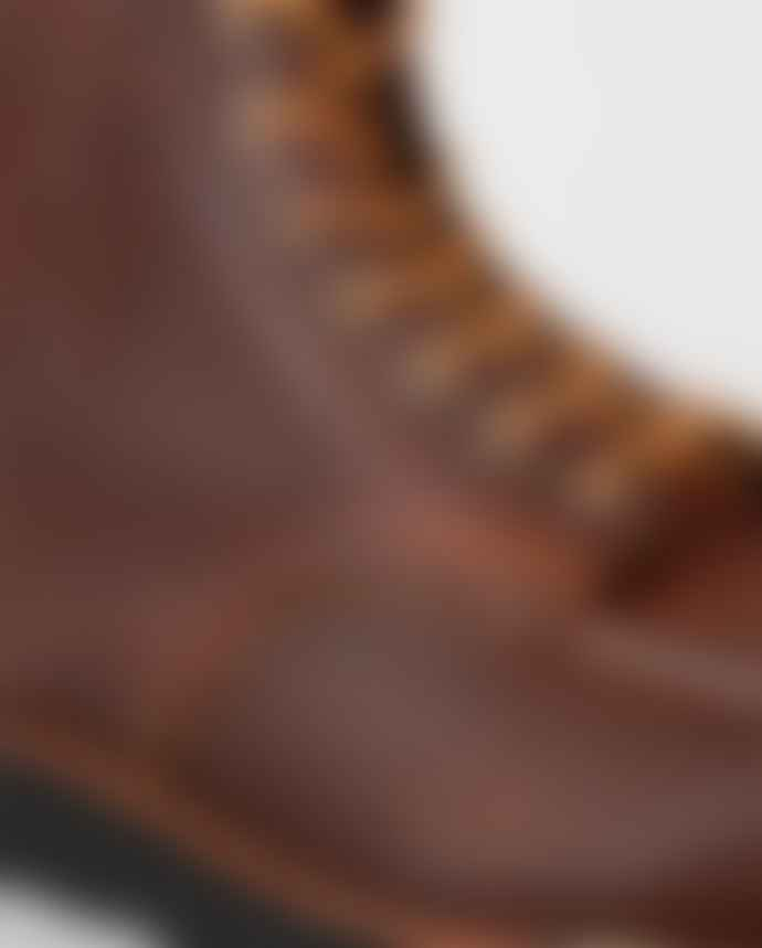 Red Wing Shoes Copper Back Sole Moc Toe Boot