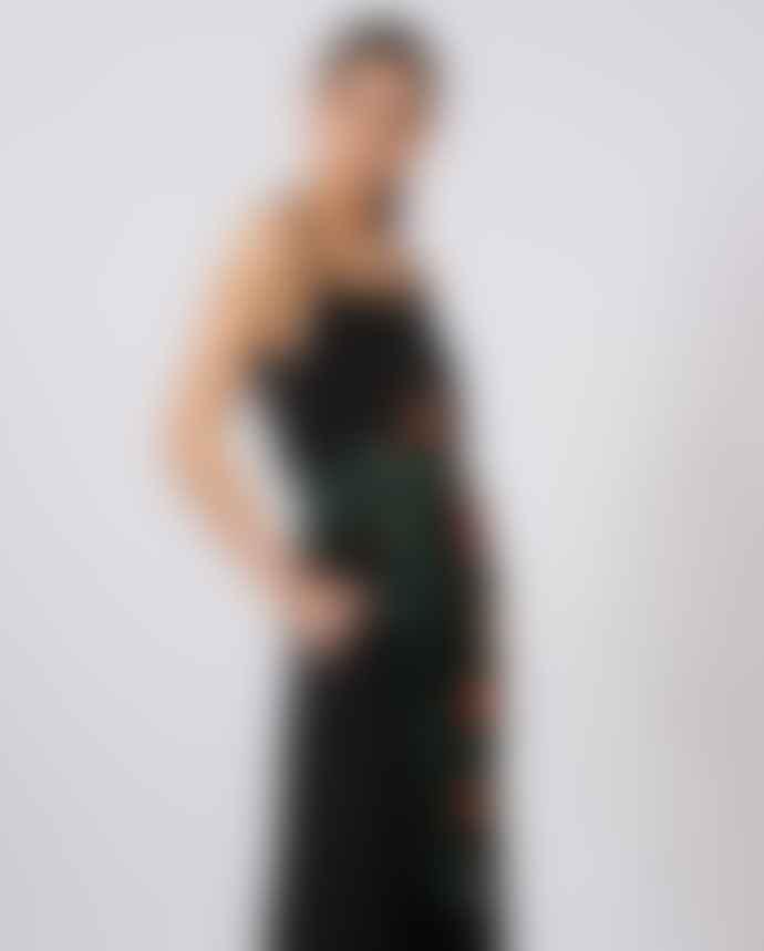5 Preview Black Print Luella Jumpsuit