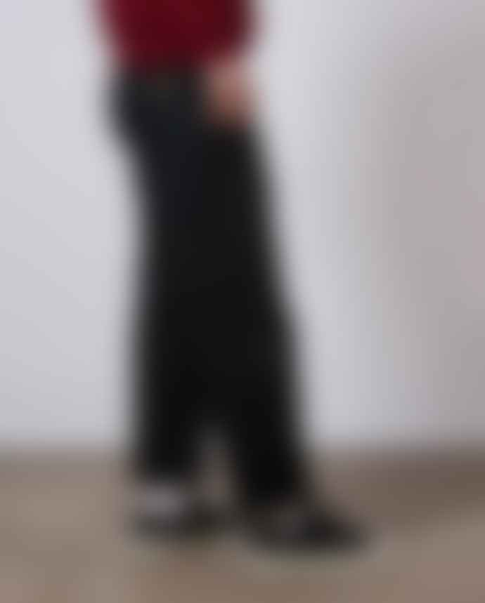 Stan Ray  Black Loose Fatigue Pant