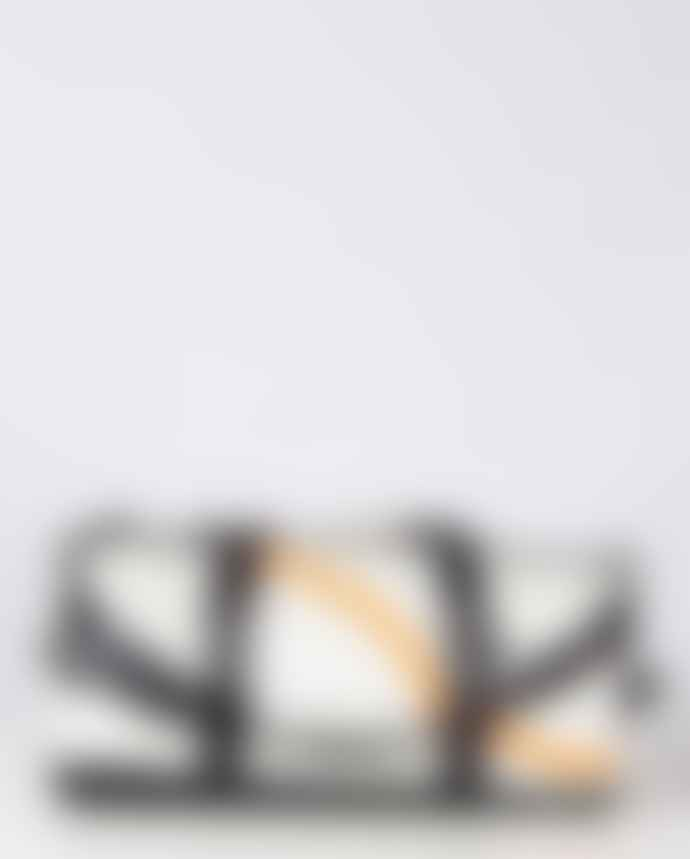 Sealand White And Orange Choob M Weekend Bag