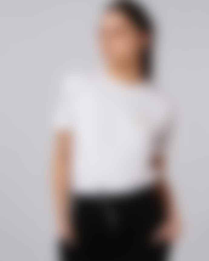 Carhartt WIP Womens White Gold Chase T Shirt
