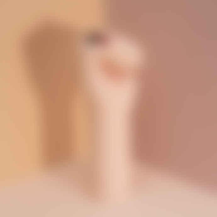 """DOIY Design Ceramics """"Girl Power"""" Vase"""