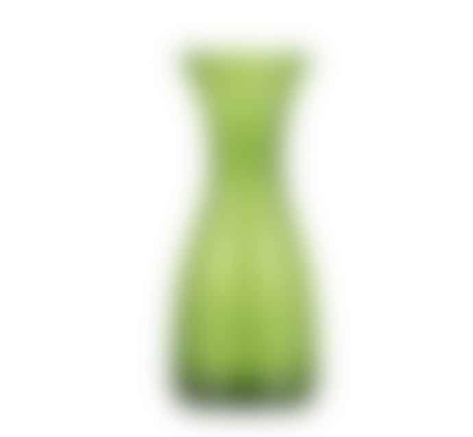 British Color Standard Apple Green Handblown Glass Carafe 50clt litre capacity