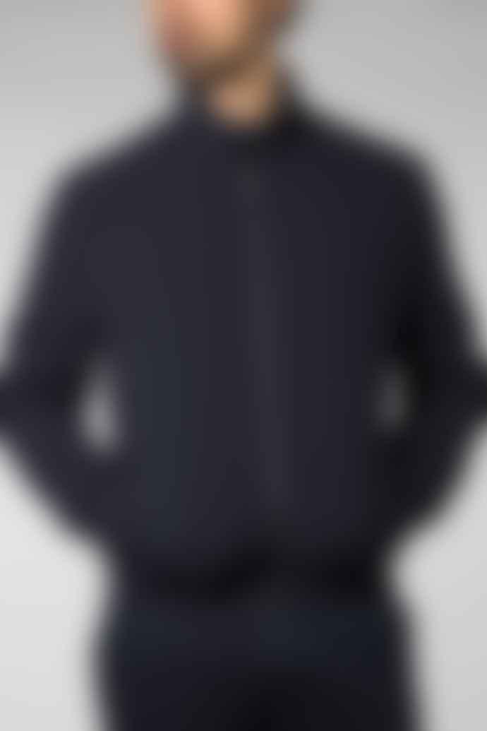 Selected Homme Dark Navy Harrington Jacket