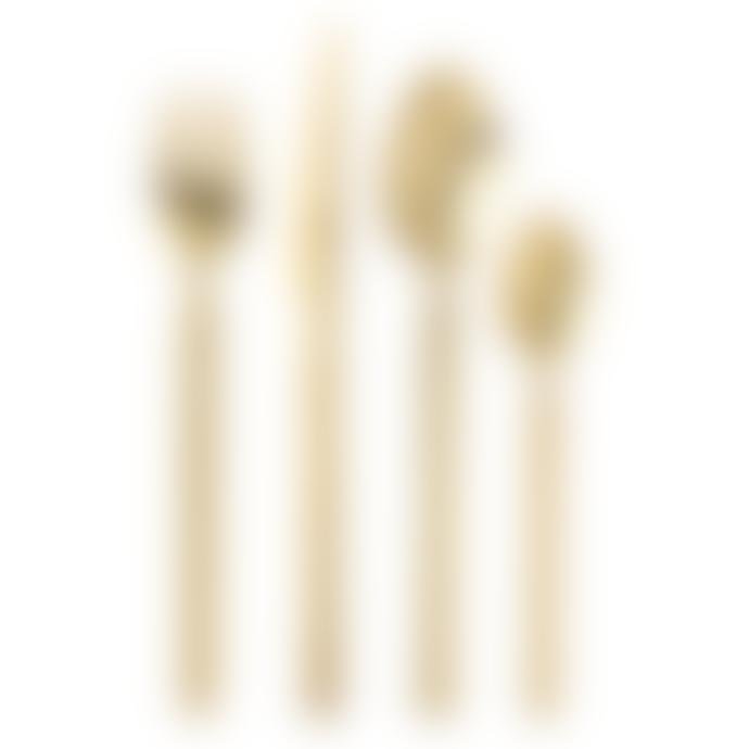 Broste Copenhagen Tvis Cutlery Set Rose Gold