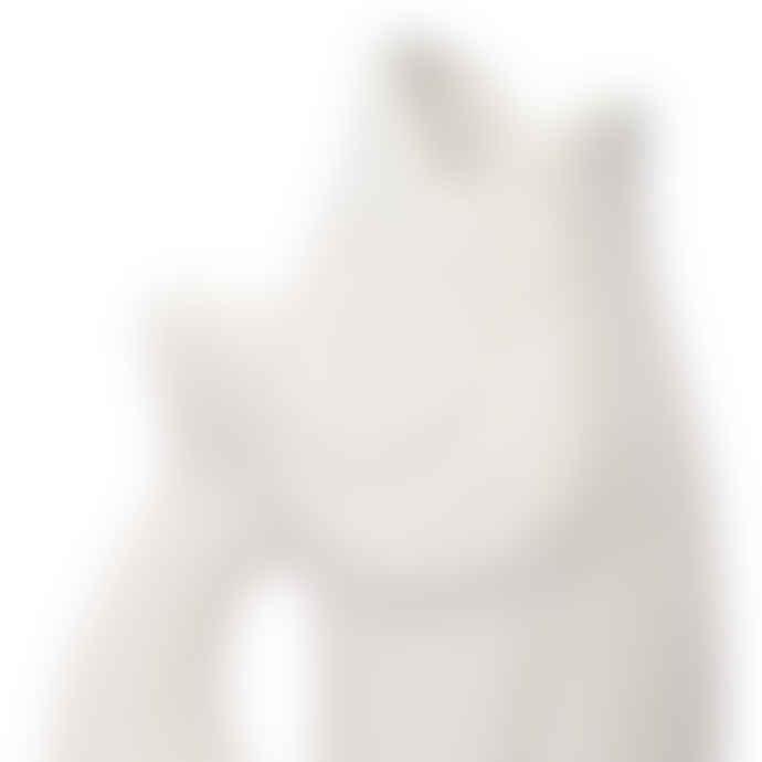 Gift Company White Monsieur Carafon Vase