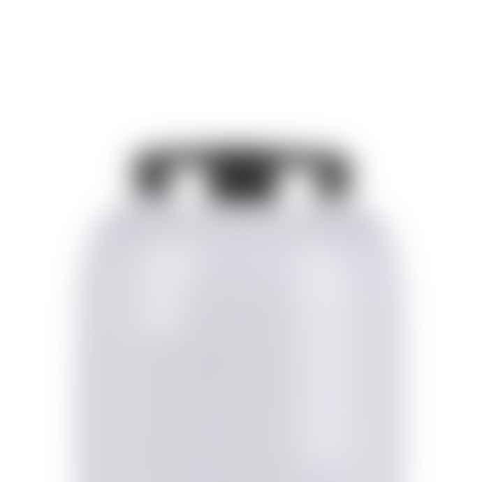 Gift Company Small White Metal Saigon Vase