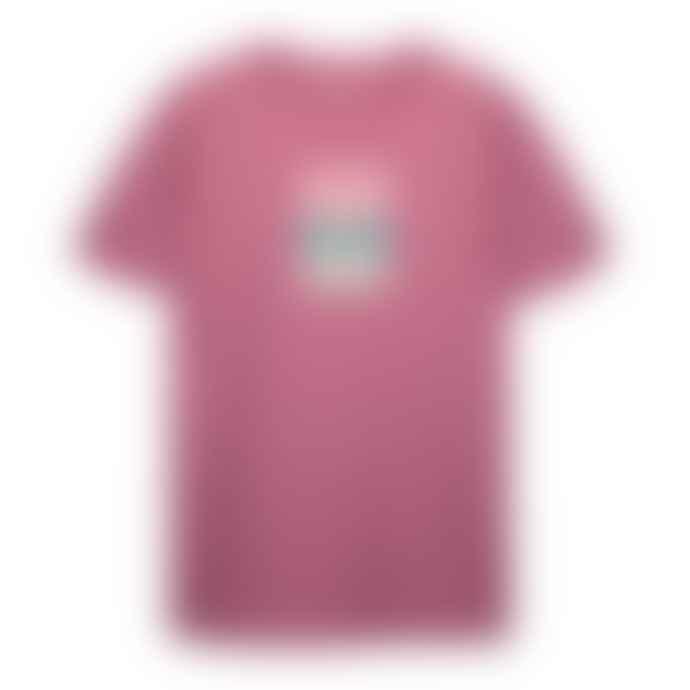 Makia Clothing Mauve Spot Tee Shirt