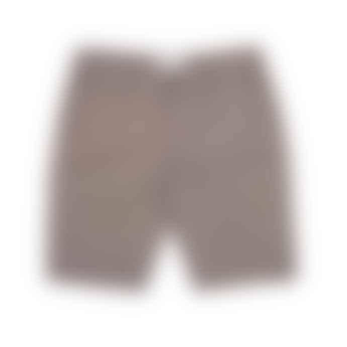 Makia Clothing Khaki Nautical Shorts