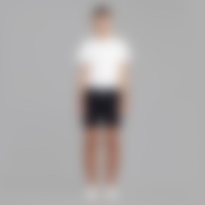 Makia Clothing Navy Astern Hybrid Short