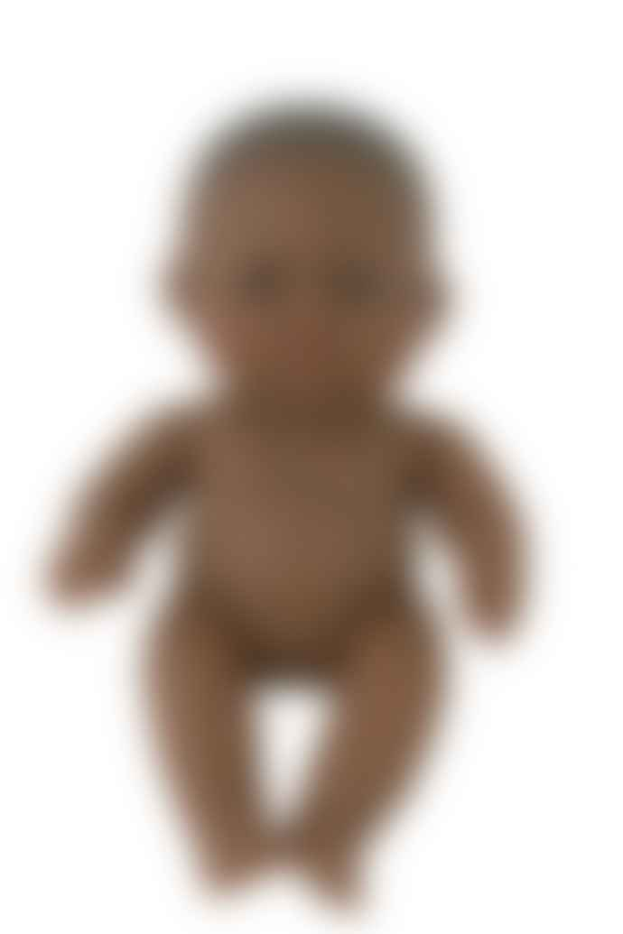 Miniland Latino Baby Girl Doll