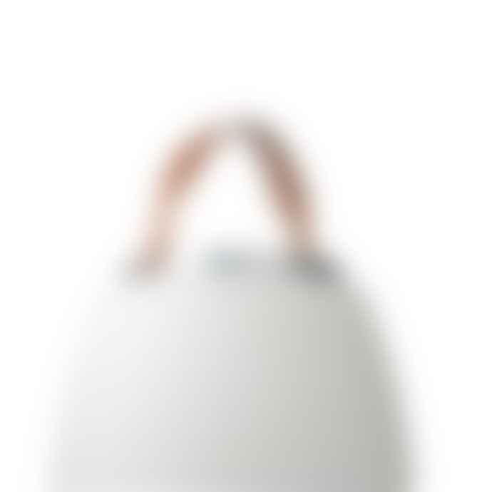 Nikki.Amsterdam White Lampion Original 65 Lamp & Wine Cooler & Speakers