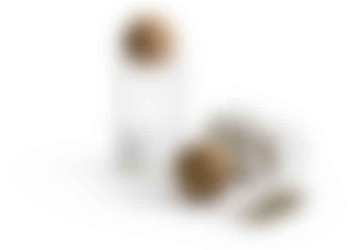 Sagaform Oval Oak Salt and Pepper Set with Oak Stopper