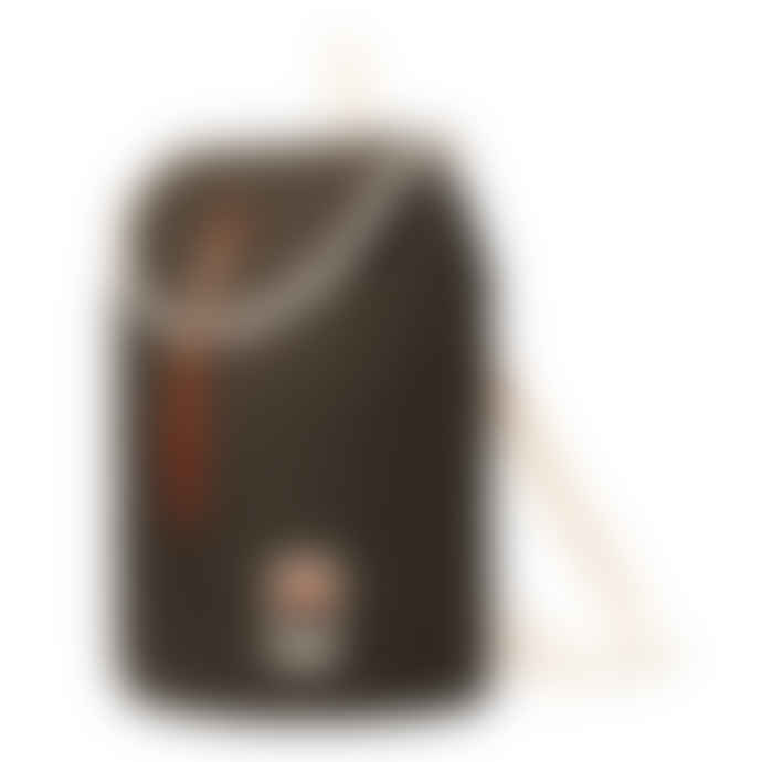 YKRA Sailor Pack Cotton Strap Backpack Kaki