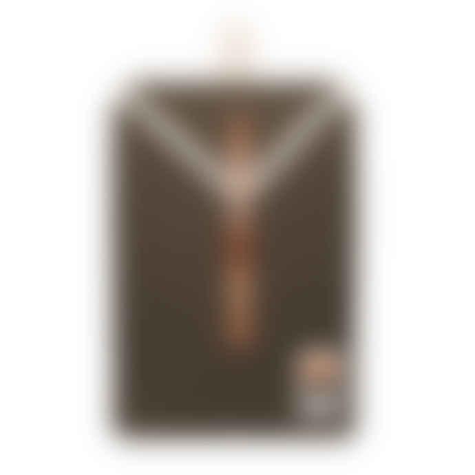 YKRA Scout Cotton Strap Backpack Kaki