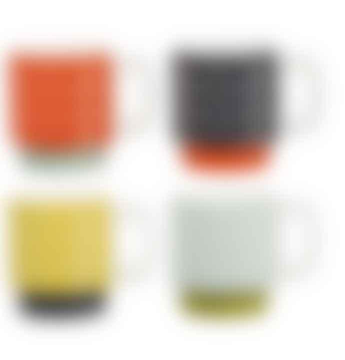 Orla Kiely Espresso Mugs