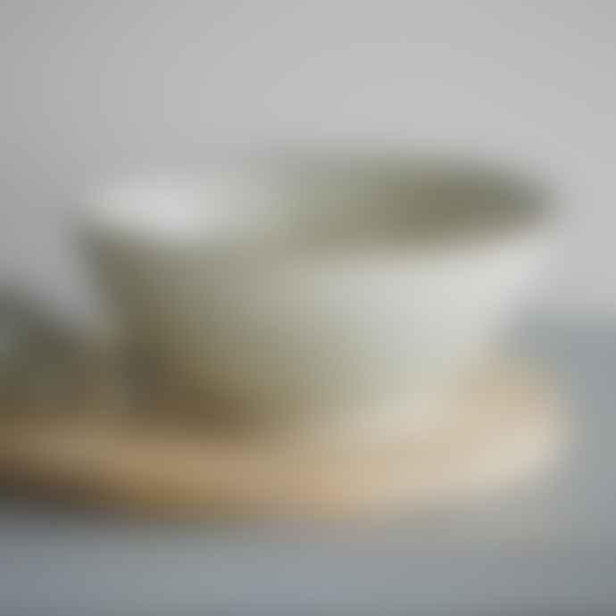 Broste Copenhagen Nordic Sand Serving Bowl