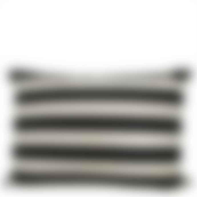 Afro Art 50x70cm Black White Blanca Cushion Cover