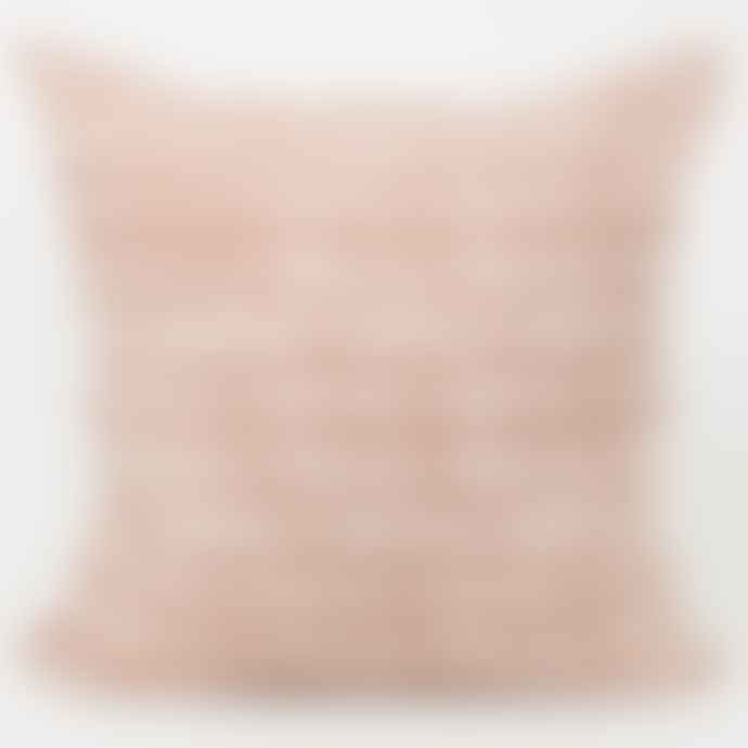 Afro Art 50x50cm Pink Spoor Cushion Cover