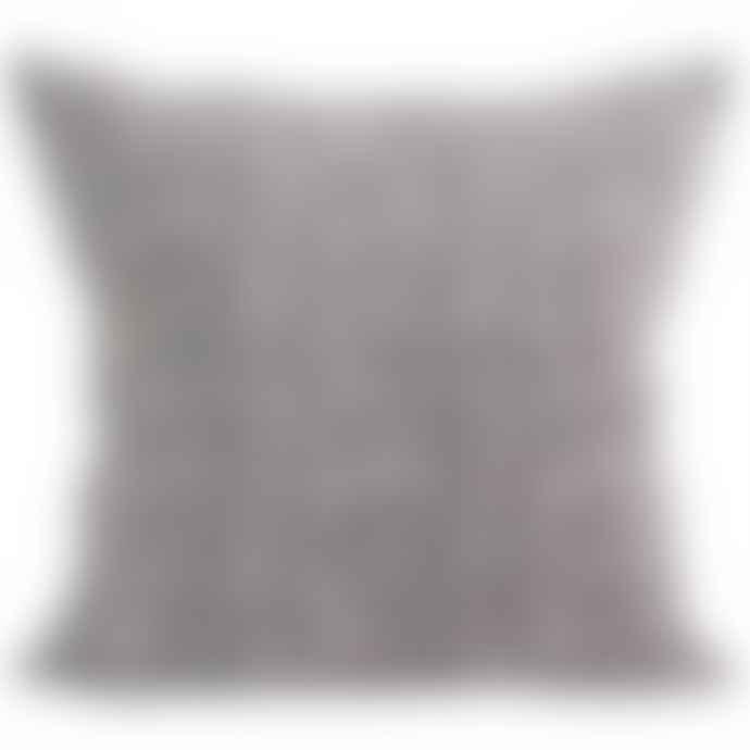 Afro Art 50x50cm Grey Spot Cushion Cover