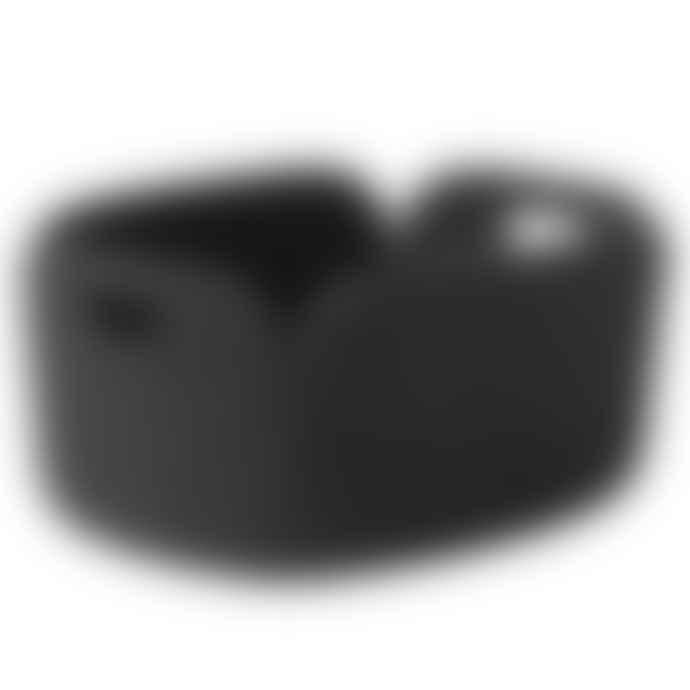 Muuto Black Melange Restore Storage Basket