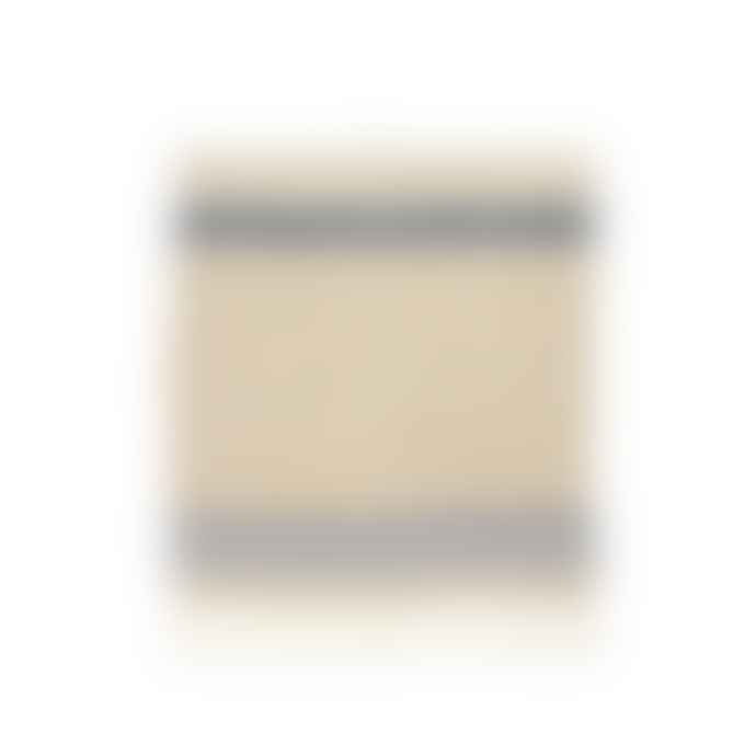 Libeco Small Bastion Stripe Fouta The Belgian Towel