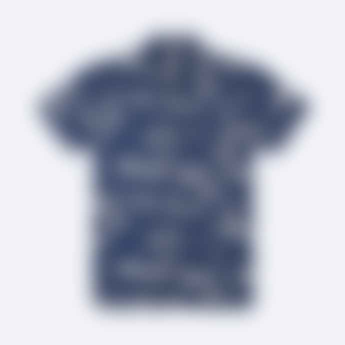 Deus Ex Machina Blue Ralph Springs Shirt