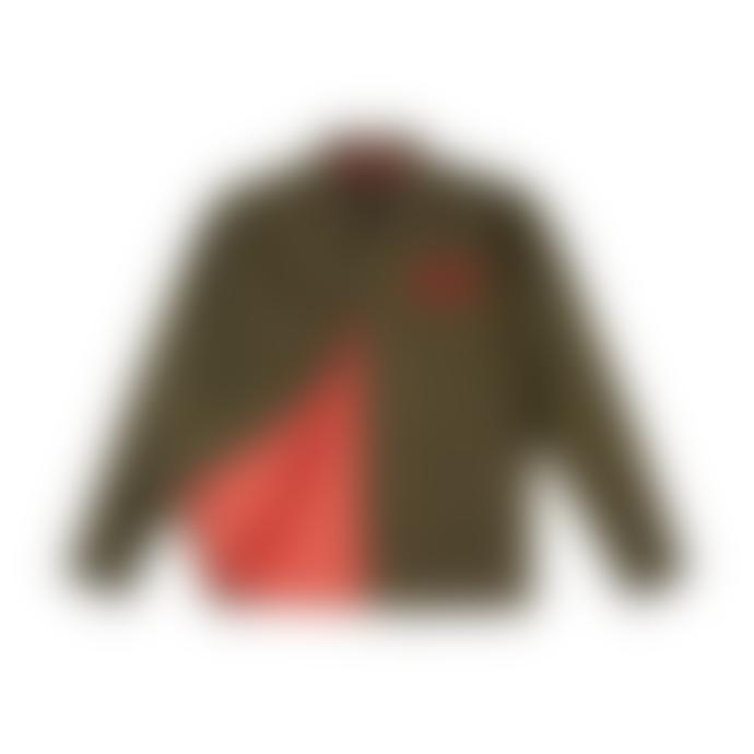Deus Ex Machina Bark Premium Venice Coach Jacket