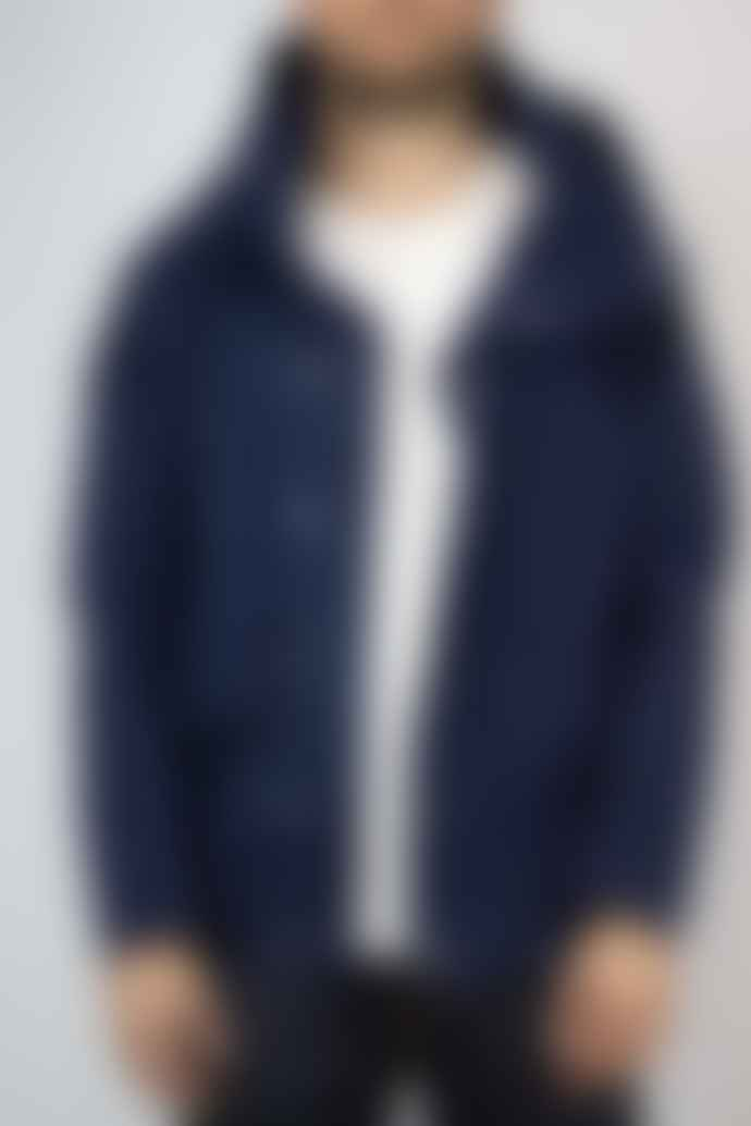 Albam Hooded Parka Navy