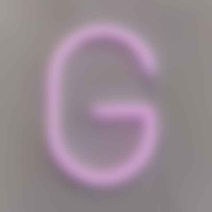 Neon Letters Individual Light Up Neon Letters – Pink
