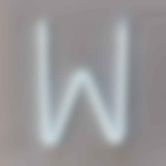 Neon Letters Individual Light Up Neon Letters - White