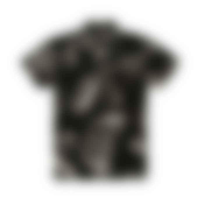 Deus Ex Machina Dean Atoll Shirt - Grey Palms
