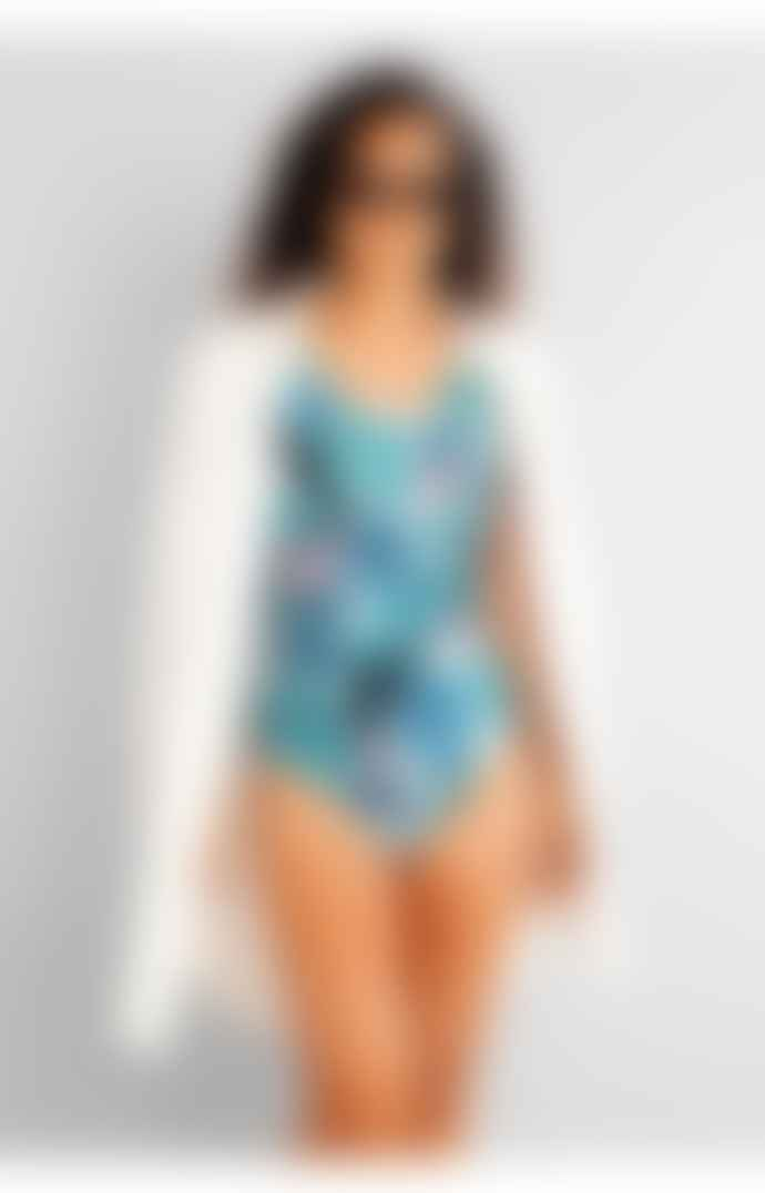 dedicated Colour Leaves Swimsuit
