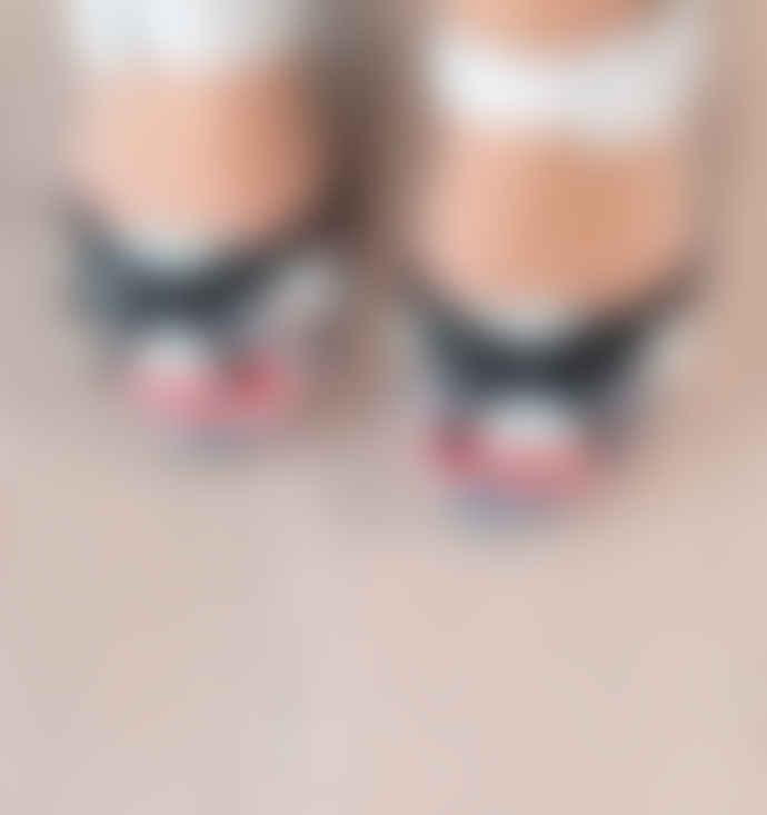 Chie Mihara  Blue Uneko Shoes