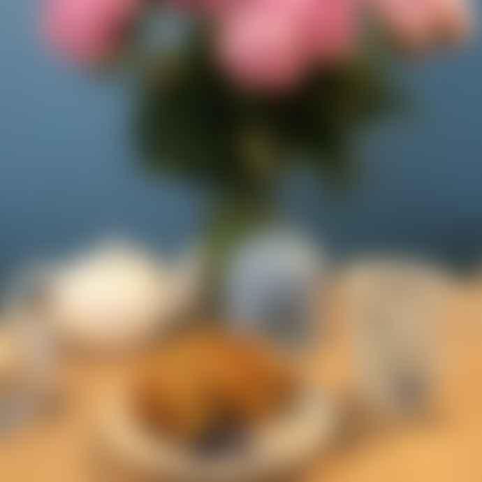 A.C. Perch's Thehandel 70 Cl White Porcelain Tea Pot