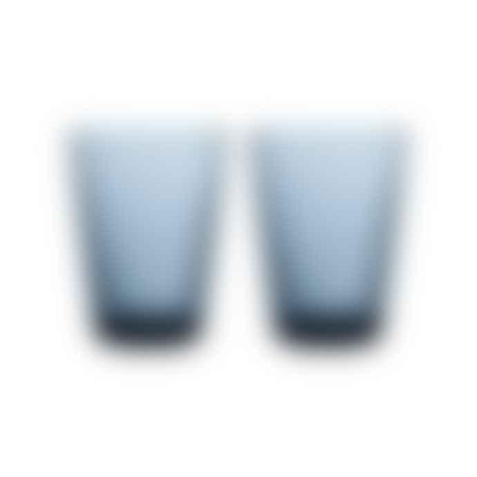 Iittala   Set of 2 - 40 Cl Kartio Glasses