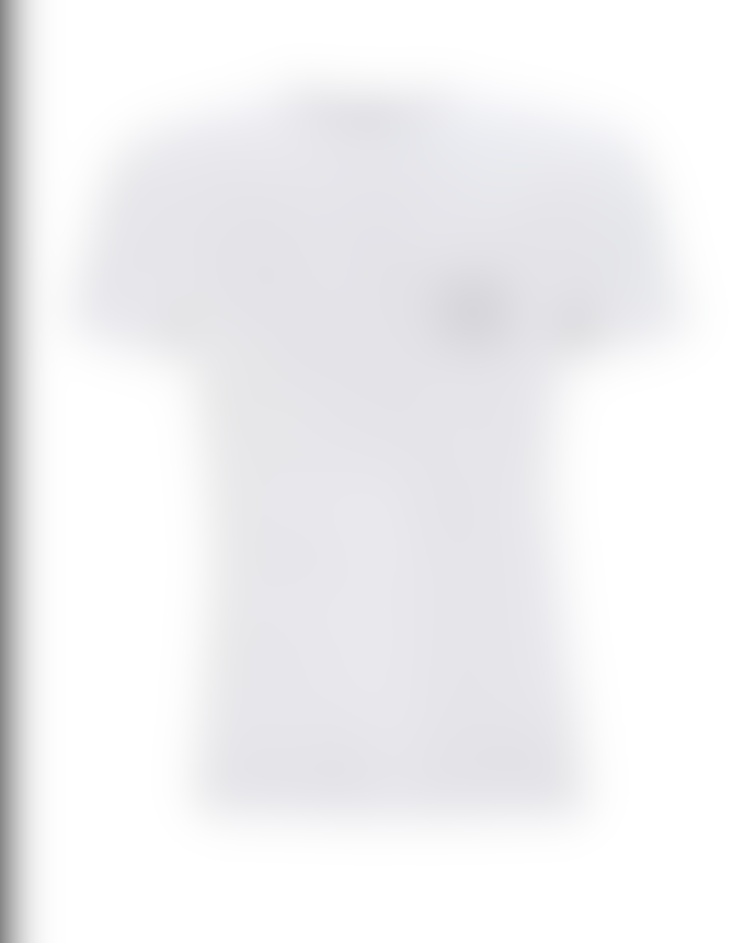 Fresh Cuts Clothing White Four Corners T Shirt