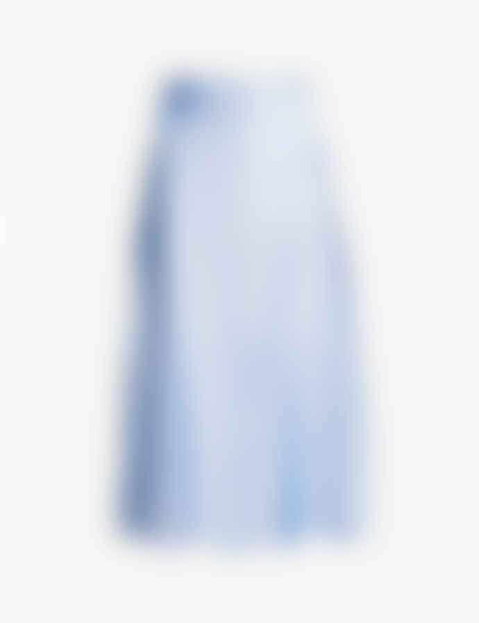 Samsoe & Samsoe Bel Air Blue Heaston Skirt