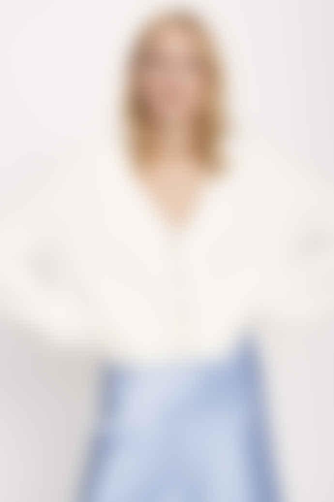 SamsoeSamsoe Bel Air Blue Heaston Skirt
