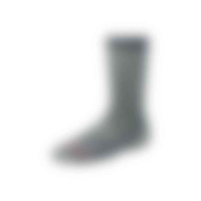 Red Wing Heritage Black Merino Wool Sock